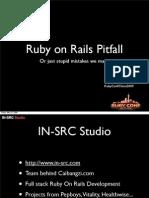 Ruby on Rails Pitfall