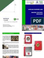 Catalogo de Tarjetas