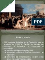 INQUISICIÓN ESPAÑOLA SIGLO XVI