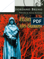 Bruno_Giordano. El Sello de Los Sellos