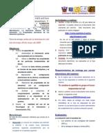Instructivo examen 1 Q22009A