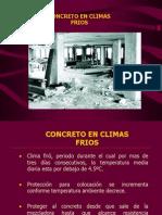 Concreto en Climas