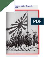 Armas - Armas Secretas de Japon I