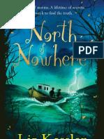 North of Nowhere by Liz Kessler - Chapter Sampler