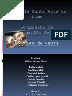 Ley de Gauss Grupo 2