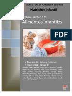 Tp Grupo2 Alimentosinfantiles 121127031543 Phpapp01