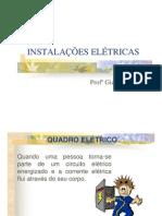 Inst Eletrica Em Obras