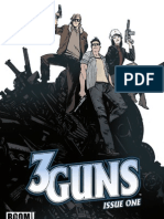 3 Guns Exclusive Preview
