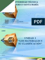 Tecnologia de Los Materiales U1