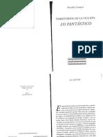 08. Campra, Rosalba - Territorios de la ficción Lo fantástico