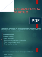 Procesos de Manufactura de Metales [Autoguardado]
