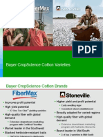 FiberMax and Stoneville Cotton - Cotton Varieties