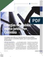 Panorama Nacional Energias Renovables