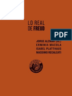 De Jorge Aleman - Lo Real de Freud