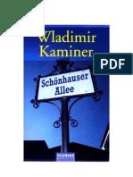 Wladimir Kaminer - Schönhauser Allee