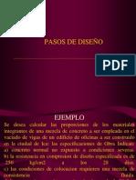 DISEÑO DE MEZCLA METODO WALKER