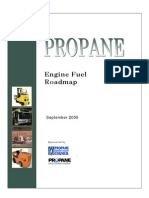 Engine Fuel Roadmap