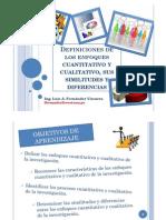 1 Definiciones Enfoques Cuantitativo y Cualitativo