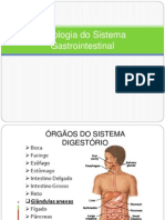 Fisio Log i a Do Sistema Gastrointestinal