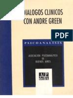 APDEBA, Diálogos clínicos con André Green