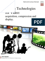Coding Technologies for Video