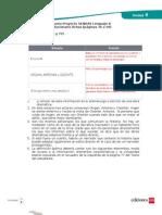 U4 Solucionario Fichas y Evaluacion