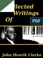 98827452 Collected Writings of John Henrik Clarke