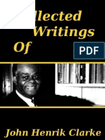 98827452 Collected Writings of John Henrik Clarke