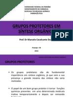 Grupos Protetores em Síntese de Fármaco