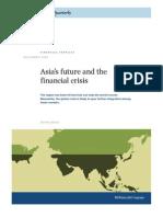 MQ - Asian Future and Financial Crsis