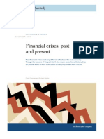 MQ - Financial Crisis Past and Present