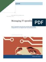 MQ - Managing IT Spending