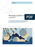 MQ - Managing Regulations in a New Era