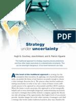 MQ - Strategy Under Uncertainty