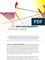 MQ - The Microeconomics of Industry Supply