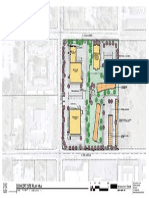 53rd and Regal - Concept Site Plan
