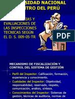 Metodologias Inspecciones Tecnicas