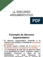 El Discurso Argumentativo NM2