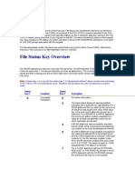 File Status Keys