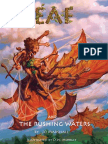 Leaf & the Rushing Waters ~ Twig Stories, Vol. 1