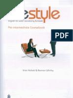 Lifestyle Pre Intermediate Coursebook Mantesh