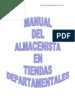 Manual Del ALmacenista