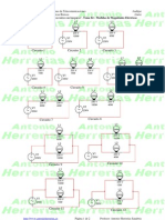 Medidas Electricas en Circuitos Con Lamparas - Ejercicio 04