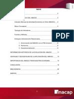 Indicador Mensual de Actividad Económica - Métodos