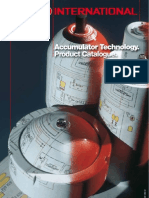 HYDAC Accumulators Product Catalogue