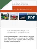 Ekonomi Transportasi