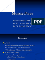Muscle Flaps