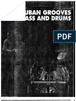 drum lessons - afro cuban grooves for bass and drums(2).pdf