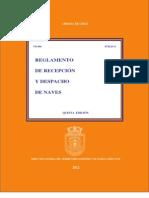 Reglamento Recepcion y Despacho de Naves