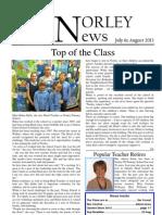 Norley News Jul 13